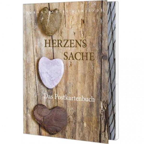 Postkartenbuch 'Herzenssache'