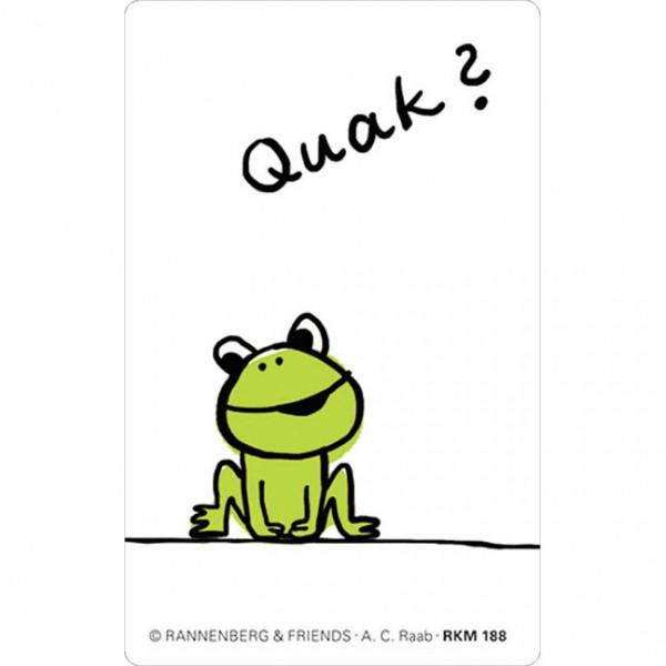 Magnete 'Quak?'