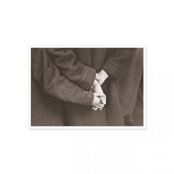 """Postkarte """"Hände"""""""