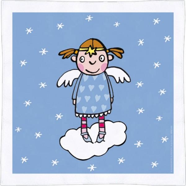 Spültuch 'Engel auf Wolken'