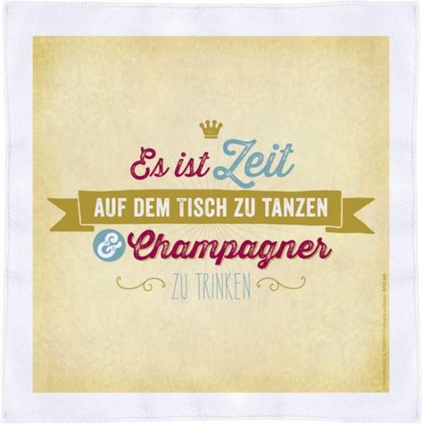 """Spültuch """"Champagner"""""""