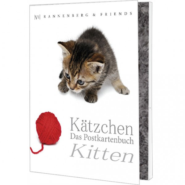 "Postkartenbuch ""Kätzchen"""
