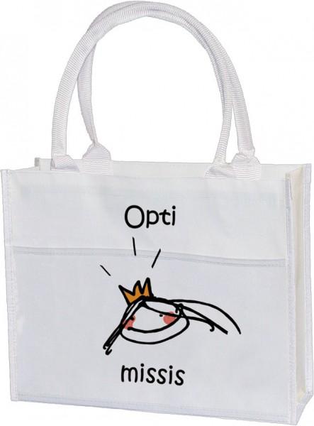 Einkaufstasche 'Opti-Missis'