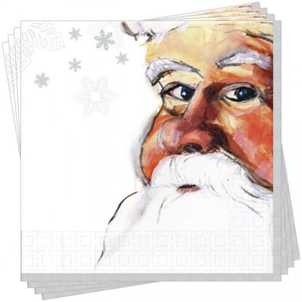 Servietten X-Mas 'Ich, der Weihnachtsmann'
