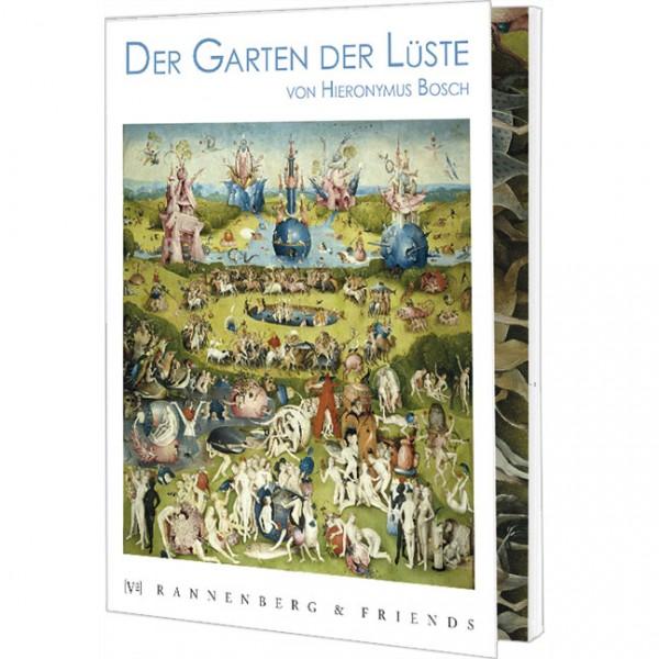 """Postkartenbuch """"Hieronymus Bosch"""""""
