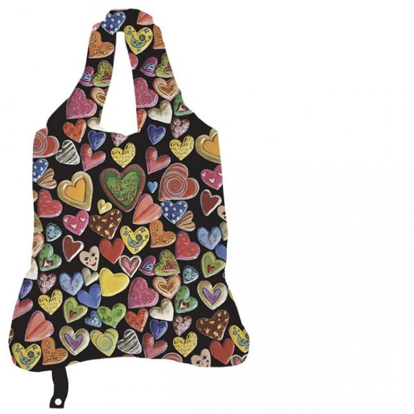 Einkaufsbeutel 'Herzenssache' von Stefanie Steinmayer
