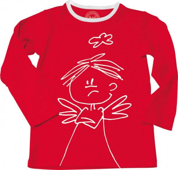 """T-Shirt Kinder 128 """"Quengelchen """""""