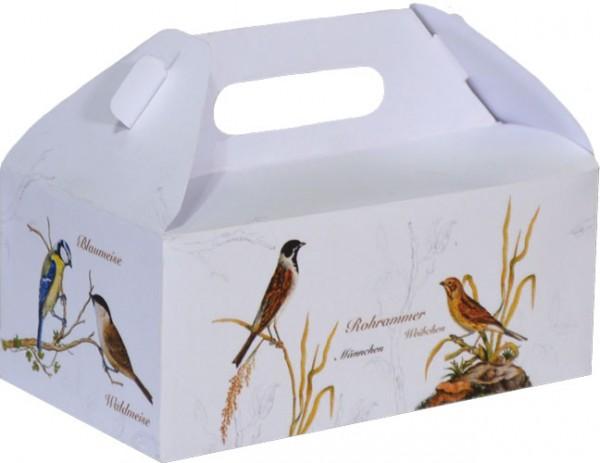 Die Schachtel 'Wald- und Wiesenvögel'