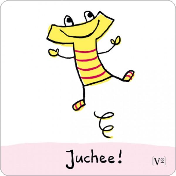 Handy-Putzi Large 'Juchee T'