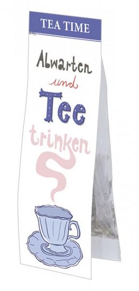 Tea Time 'Teetrinken'