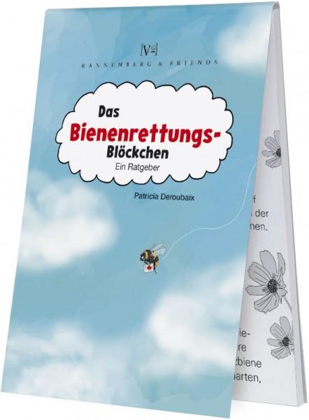 """Spieleblöckchen """"Das Bienenrettungsblöckchen"""""""
