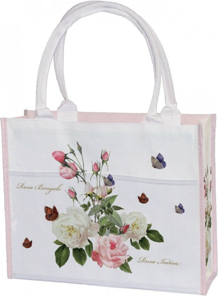 Einkaufstasche 'Rosa Bengale'