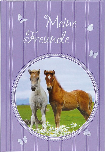 Freundebuch - Meine Freunde