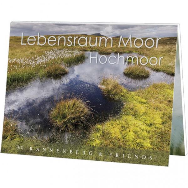 "Postkartenbuch ""Lebensraum Moor: Hochmoor"""