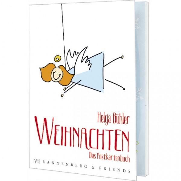 """Postkartenbuch Weihnachten """"Weihnachten"""""""