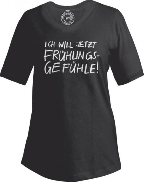 "T-Shirt ""Frühlingsgefühle"""