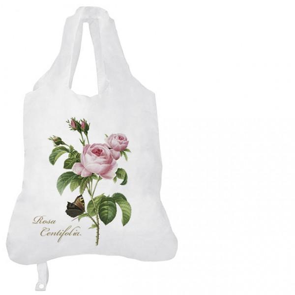 Einkaufsbeutel 'Rosa centifolia'