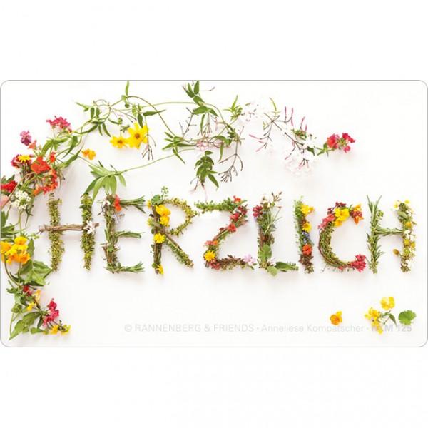 """Magnete """"Herzlich"""""""