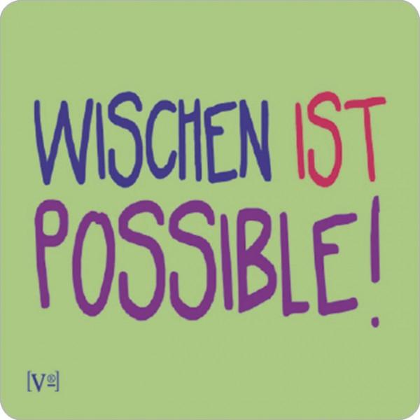 Handy-Putzi 'Wischen ist possible'