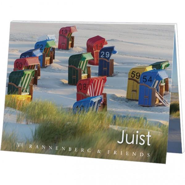 """Postkartenbuch """" Juist """""""