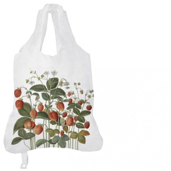 Einkaufsbeutel 'Erdbeeren aus dem Nassau Florilegium'