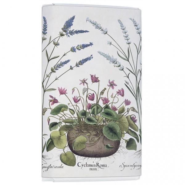 """Schokoladen-Täfelchen """"Alpenveilchen und Lavendel aus dem Garten von Eichstätt"""""""