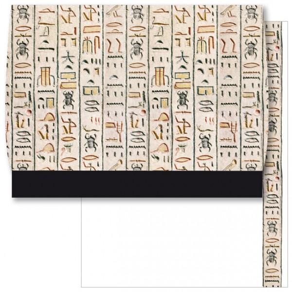 Schreib-Set 'Hieroglyphen'