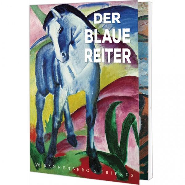Postkartenbuch 'Der Blaue Reiter'