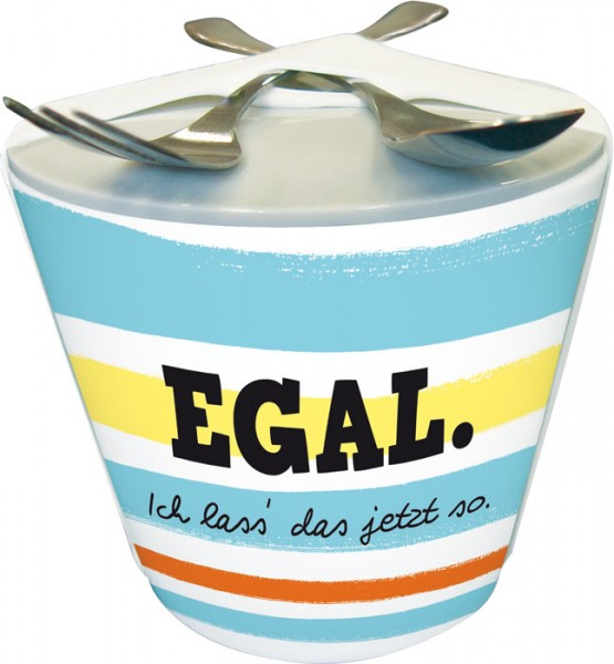 """Snack to go """"Egal"""""""