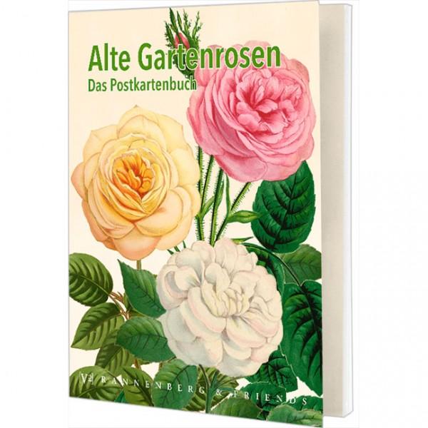 "Postkartenbuch ""Alte Gartenrosen"""