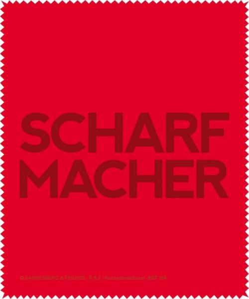 Brillenputztuch 'Scharfmacher'