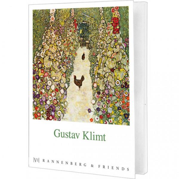"""Postkartenbuch """"Gustav Klimt"""""""