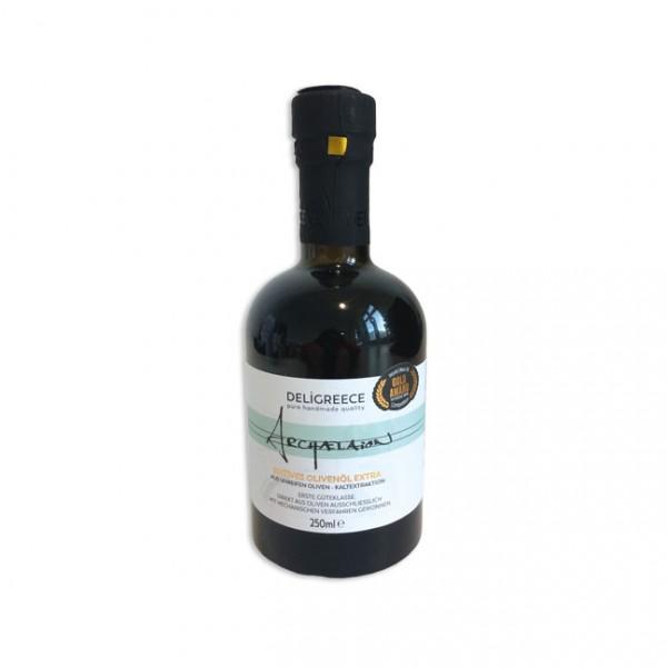 250 ml gefiltertes Natives Olivenöl, Archaelaion