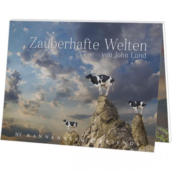 """Postkartenbuch """"Zauberhafte Welten"""""""