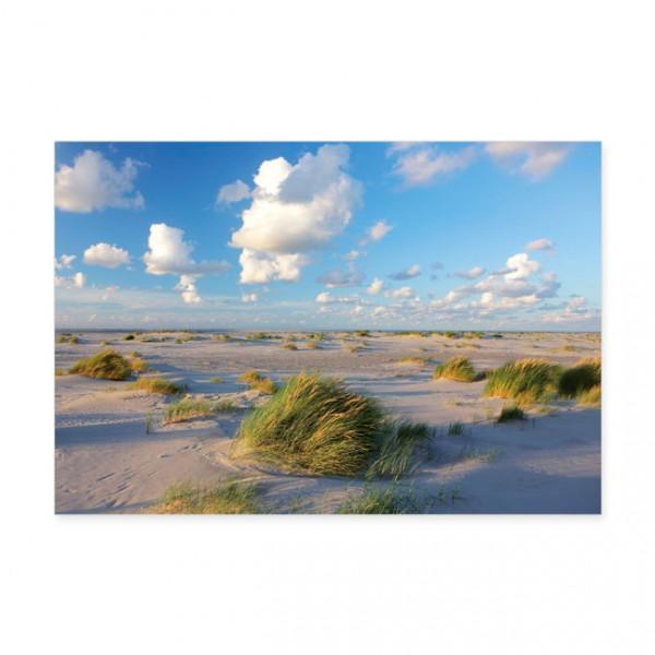 """Postkarten Large """" Der Strand von Juist """""""