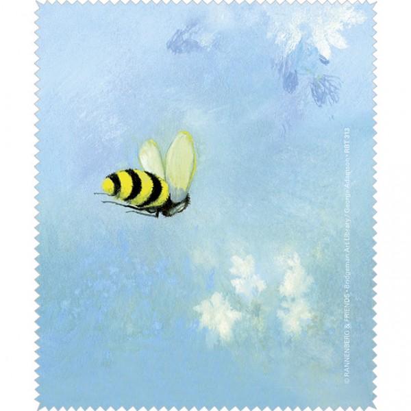 Brillenputztuch Die Biene