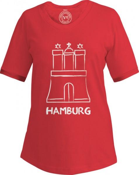 """T-Shirt """"Hamburg"""""""