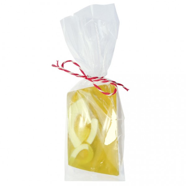 Zitronen Seife