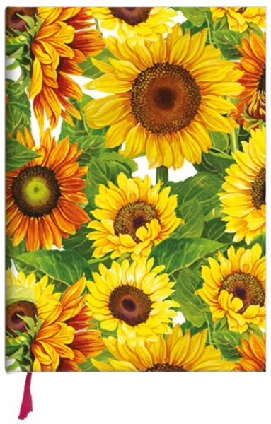 """Notizbuch """"Sonnenblumen"""""""