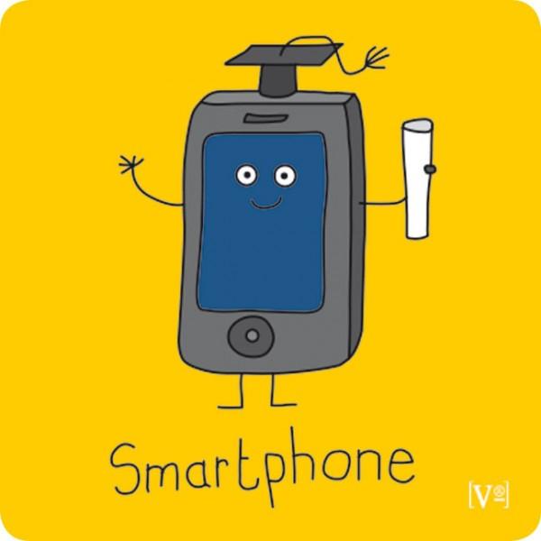 Handy-Putzis 3x3 'Smartphone'