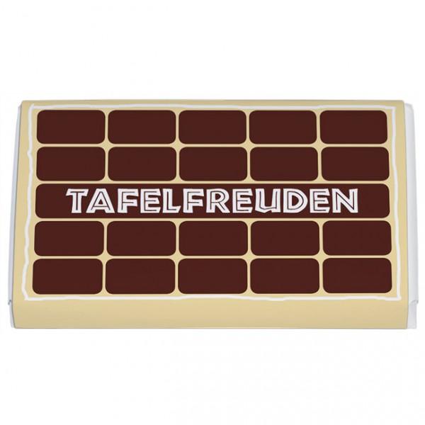 Schokoladentäfelchen 'Tafelfreuden'