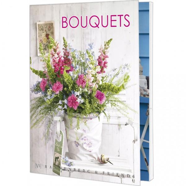 "Postkartenbuch "" Bouquets """