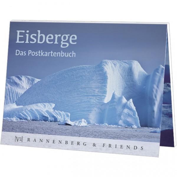 Postkartenbuch 'Eisberge'