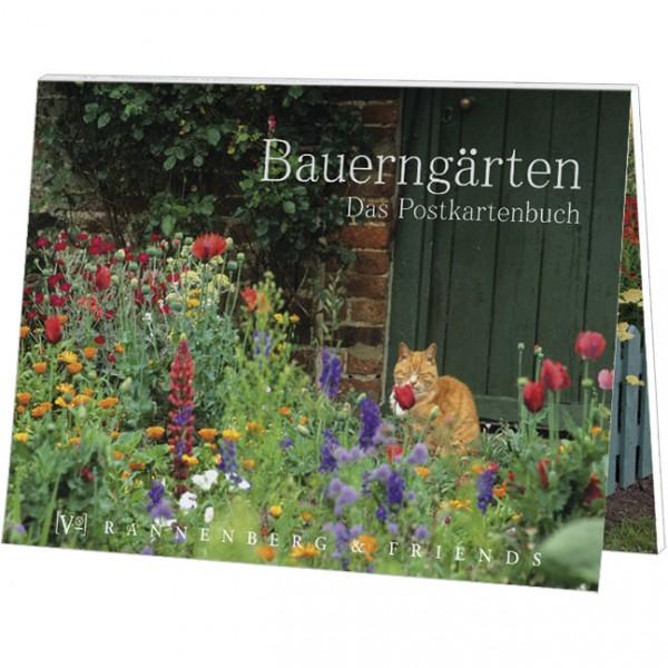 Postkartenbuch 'Bauerngärten'