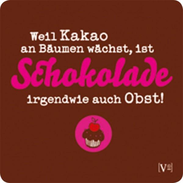 Handy-Putzis 'Schokolade ist Obst'