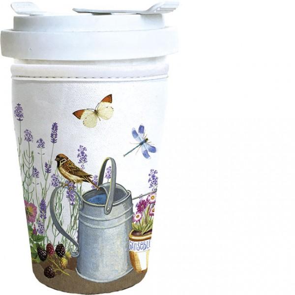 "Coffee to go ""Gartenwelt"""