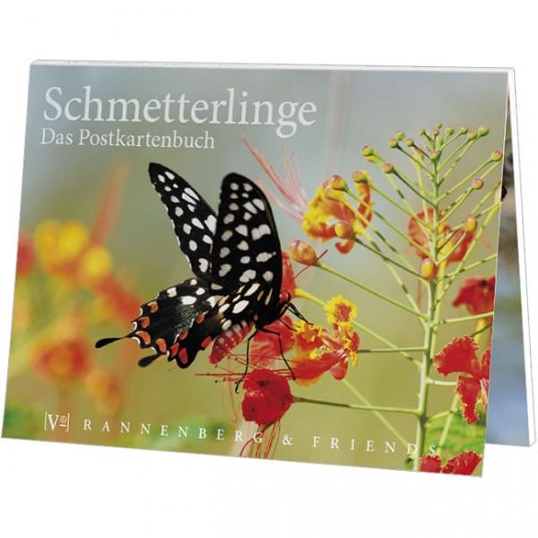 Postkartenbuch 'Schmetterlinge'