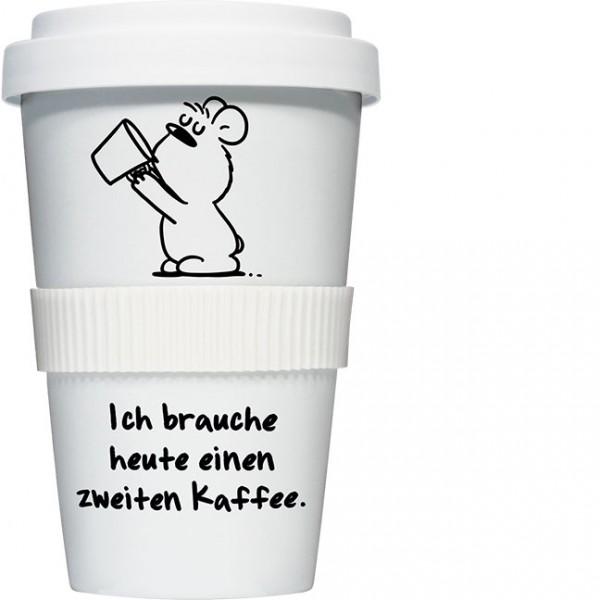 """Coffee to go """"Der zweite Kaffee"""""""