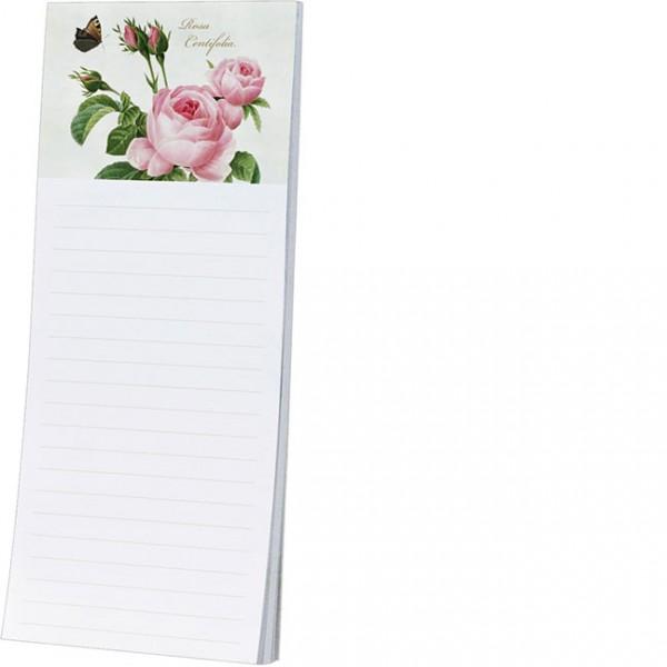 Kühlschrankblöckchen 'Rosa centifolia'