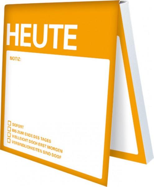 Klebezettel 'Büro Sprüche – Heute'